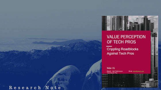 Value of Tech Leaders