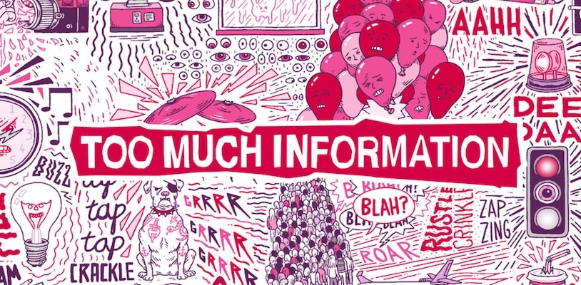 too mu h information iqoach
